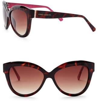 Vince Camuto Women's Glam 53mm Cat Eye Sunglasses