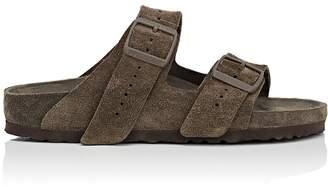 Rick Owens Women's Arizona Exquisite Leather Double-Buckle Sandals