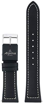 Alpina Unisex ALE-B22X18-SS E-Strap Analog-Digital Display Swiss Quartz Blue Watch