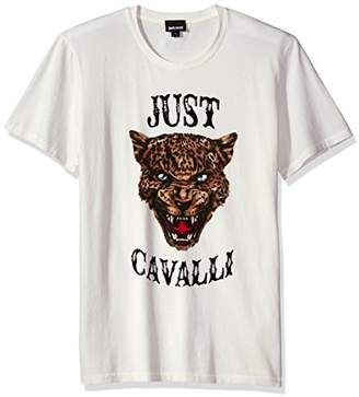 Just Cavalli Men's Printed Tiger