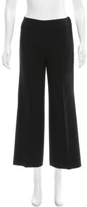 Chanel Wool Cropped Pants
