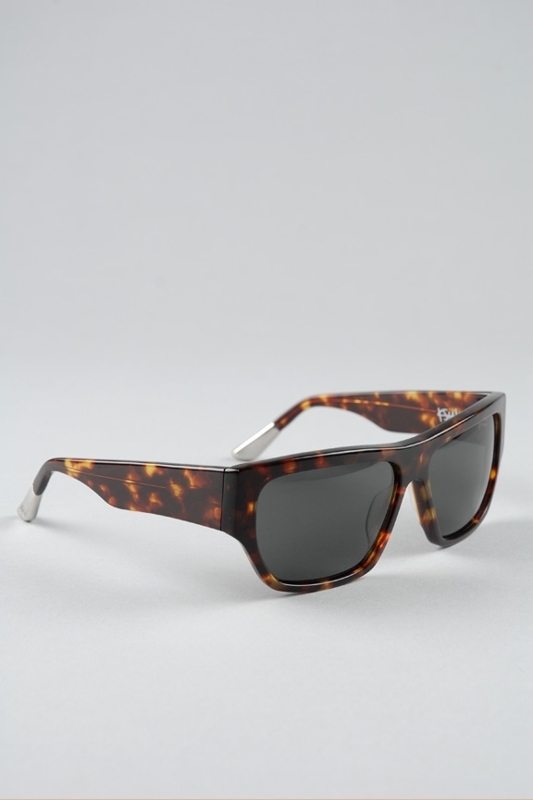 Ksubi Chait Sunglasses in Tortoise