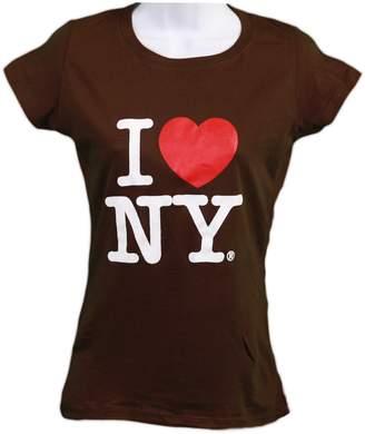 ec711c64b478 at Amazon Canada · Factory NYC I Love NY New York Womens T-Shirt Spandex Tee  Heart