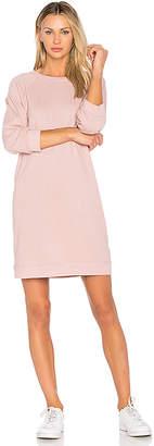 Monrow Vintage Sweatshirt Dress