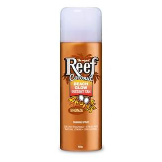 Reef Beach Glow Instant Spray Tan in Bronze 150 g