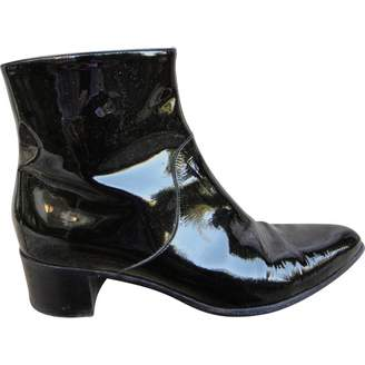 Fratelli Rossetti Patent Leather Boots