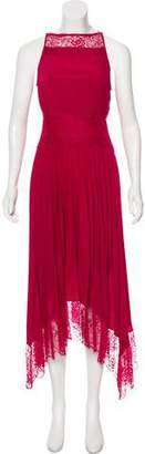 A.L.C. Pleated Evening Dress