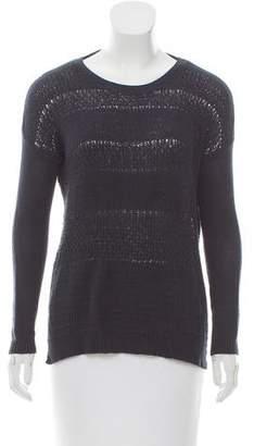 Helmut Lang Open Knit Sweater