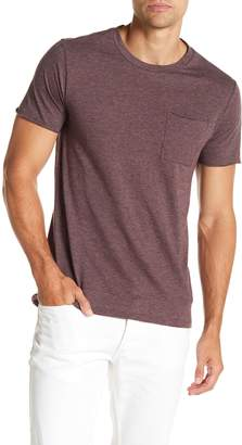 Public Opinion Short Sleeve Pocket Tee