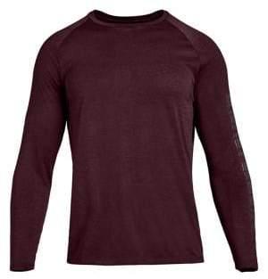 Under Armour Long Sleeve Tech Graphic Shirt