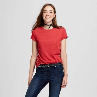 Mossimo Supply Co. Women's Short Sleeve Essential Crew T-Shirt - Mossimo Supply Co. $8 thestylecure.com