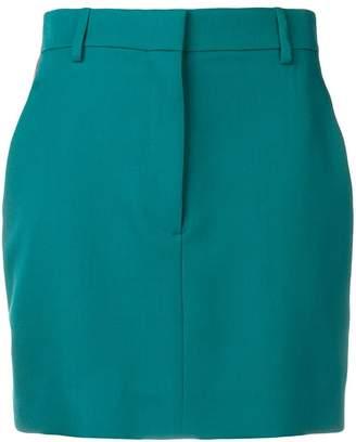 Calvin Klein straight mini skirt