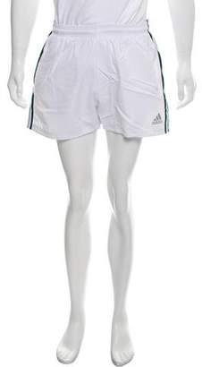 Gosha Rubchinskiy x adidas Striped Logo Jogger Shorts