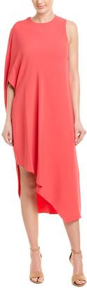 Narciso Rodriguez NARCISCO RODRIGUEZ Asymmetrical Shift Dress