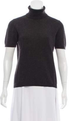 Malo Short Sleeve Cashmere Sweater
