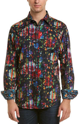 Robert Graham Classic Fit Aerie Woven Shirt