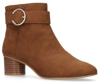 Nine West 'Infact' Mid Heel Ankle Boots