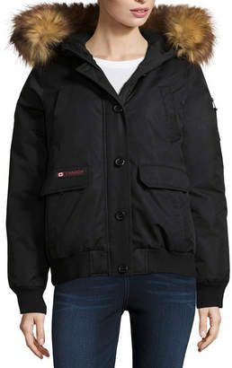 CANADA WEATHER GEAR Canada Weather Gear Bomber Jacket