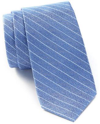 Ben Sherman Stripe Silk Tie $55 thestylecure.com