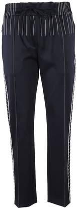 Valentino Techno Jersey Pants