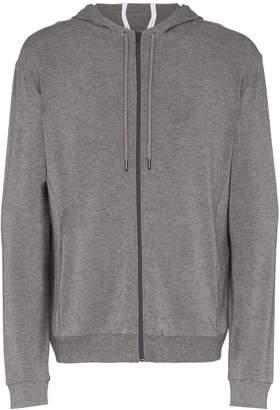 Lot 78 Lot78 zip-front hooded sweatshirt
