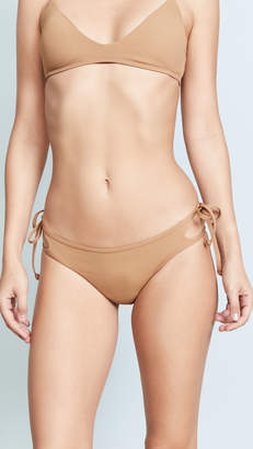 L-Space Ridin' High Ribbed Paradise Bikini Bottoms