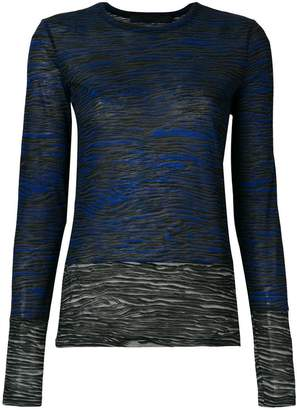Proenza Schouler crew neck top