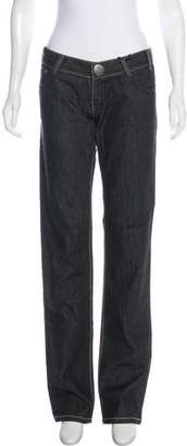 Thomas Wylde Embellished Low-Rise Pants w/ Tags