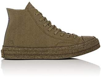 Converse Chuck Taylor '70 Felt Sneakers - Olive