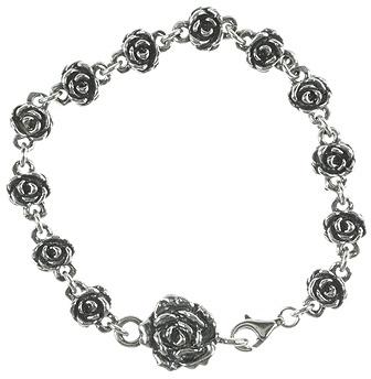 King Baby Studio Rose Motif Bracelet
