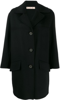 Marni Giubbino welt detail overcoat