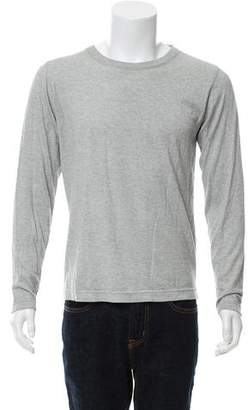 S.N.S. Herning Solid Crew-Neck Sweater