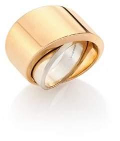Vhernier Tourbillon 18K Rose Gold Ring