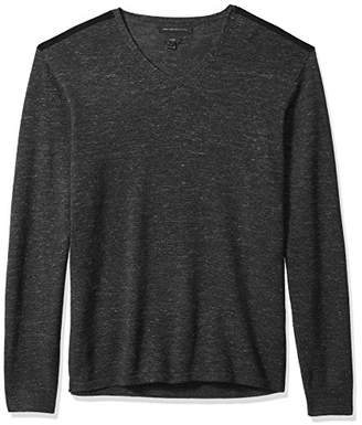 John Varvatos Men's V-Neck Sweater 410