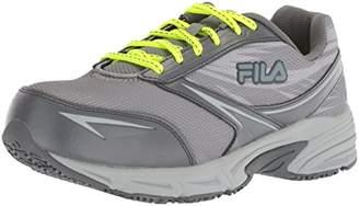 Fila Women's Memory Meiera 2 Slip Resistant and Composite Toe Work Shoe