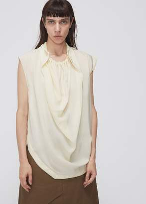 J.W.Anderson Ruched Neck Shell Top