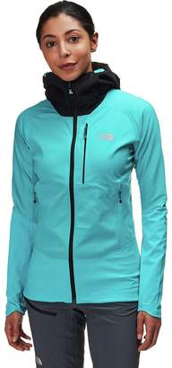 The North Face Summit L4 Windstopper Softshell Hoodie Jacket - Women's