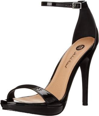 Michael Antonio Women's Lovina Patent Dress Sandal