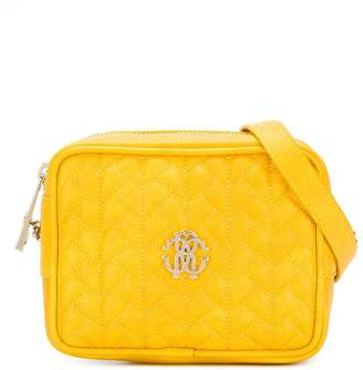 Roberto Cavalli Junior quilted shoulder bag