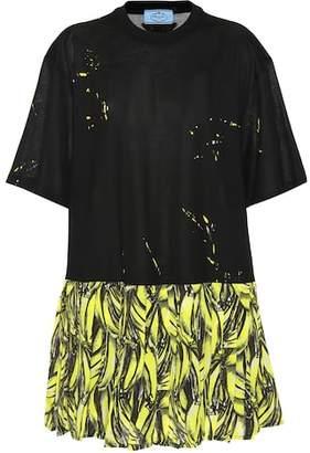 Prada Cotton T-shirt dress