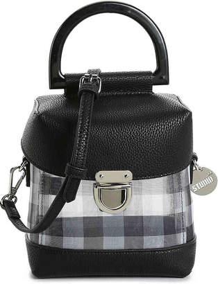 Studio 33 Perf Mini Box Crossbody Bag - Women's