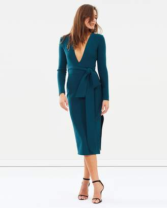 Bec & Bridge Tasha Long Sleeve Dress