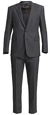 664fb3cf8 Ralph Lauren Purple Label Men s RLX Gregory Wool Twill Suit