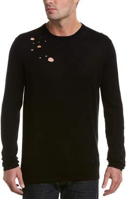 Autumn Cashmere Cotton By Cashmere-Blend Sweater