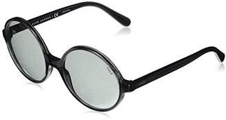 Polo Ralph Lauren Women's Plastic Woman Round Sunglasses