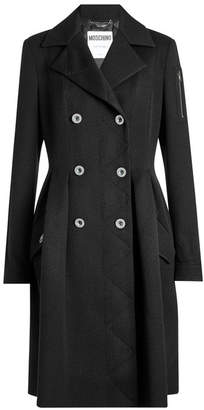 Moschino Wool Coat