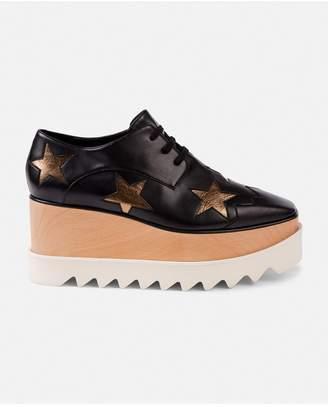 Stella McCartney Silver Stars Elyse Shoes