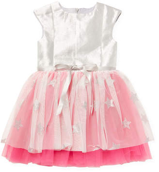 Halabaloo Star Tulle Dress