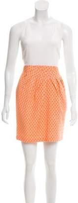 Ali Ro Sleeveless Mini Dress