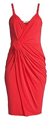 Ramy Brook Women's Geniveve Ruched Sheath Dress